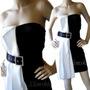 Vestido Subasta Americano Disponible Negro Con Palo De Rosa