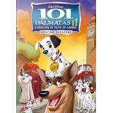 Dvd 101 Dalmatas 2 A Aventura De Patch Em Londres Disney