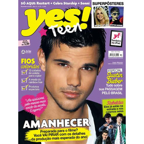 Revista Yes Teen Especial N 47 - Amanhecer