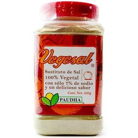 Sustituto De Sal Vegetal 250 G Paudha