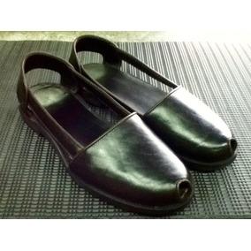 Alpargatas Sandalias Zapatos De Cuero Ala Medida Dama Unisex