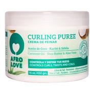Crema Para Peinar Curling Pure Afro Love - g a $157