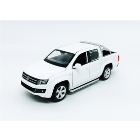 Volkswagen Amarok Branca 1:32 California Action