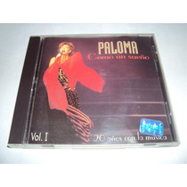 Paloma San Basilio - Como Un Sueño - Cd Made In Usa 1996