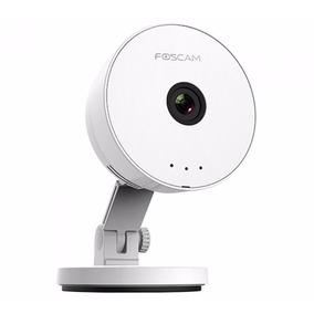 Câmera De Segurança Ip Wirelles Foscam C1 Lite * Branca