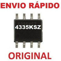 Ci Controlador Saída Áudio 4335ksz Novo P/ Ps2 Slim!!!!