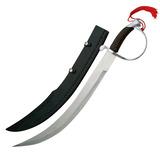 Espada Pirata Curva Pa901110sl