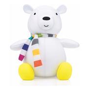 Almofada Urso Polar Ludi Imaginarium Fofa Presente