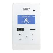 Amplificador Bluetooth Usb Som Ambiente Embutir Skp Pw 50bt
