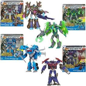 Figura De Acción Transformes Prime Voyager Beast Hunters