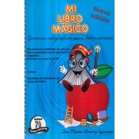 Mi Libro Magico Ejercicios Caligraficos Para Letra Cursiva