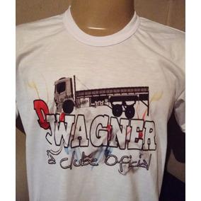 Camiseta Dj Wagner Tradicional Ou Baby Look