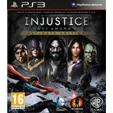 Injustice: Gods Amongs Us Ultimate Edition Ps3 Digital