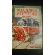 Revista Antigua Mecánica Popular Febrero 1952