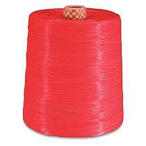 Rollo Jumbo De Liston Rafia Decorativa Color Rojo