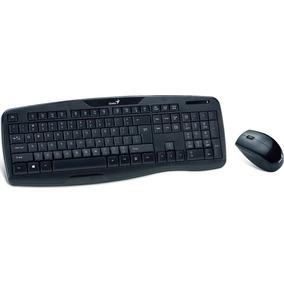 Teclado Y Mouse Inalambrico Genius Kb-8000x Espanol