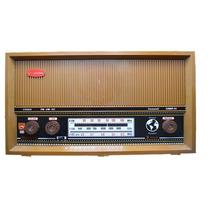 Radio De Mesa 3 Faixas Am, Fm, Oc,companheiro Original