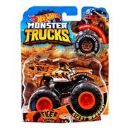 Monster Truck Hot Wheels Tiger Shark Nuevo Original