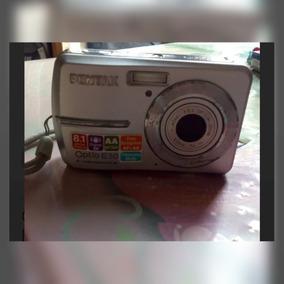 Camara Pentax 8.1 Mega Pixeles En Perfecta Condiciones