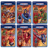 Masters Of The Universe Reaction Figures Wave 3 Motu Super 7