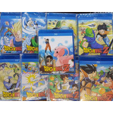 Dragon Ball Z Serie Audio Latino Blu Ray