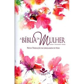 A Bíblia Da Mulher - Leitura, Devocional, Estudo