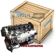 Motor Completo 1.4 Gasolina Corsa Novo 2002 A 2006