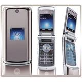 Motorola K1 Prata Novos E Seminovos, Original, Desbloqueado