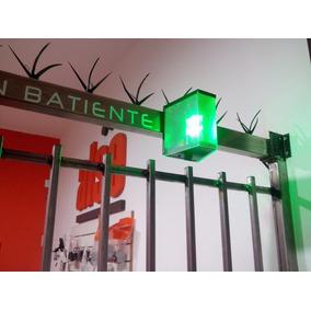 Semaforo Garage Cochera Edificio Porton Automatico Ituzaingo
