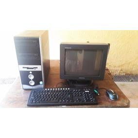 Computadora Samsung Sync Master + Cpu + Teclado Y Mouse