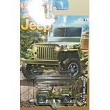 Carro A Escala Matchbox 1943 Jeep Willys