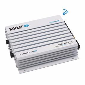 Pyle Potencia Marino Plmra410bt Bluetooth 400 W 4 Ch 4 Ohms
