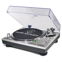 Bandeja Vinilos Audio Technica At-lp120 Usb Garantia Oficial
