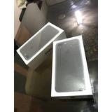Iphone 7 Plus 32gb Black Matte Cajas Selladas