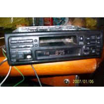 Raro Antigo Raríssimo Radio De Carro Toca Fitas Sony Xr-6450
