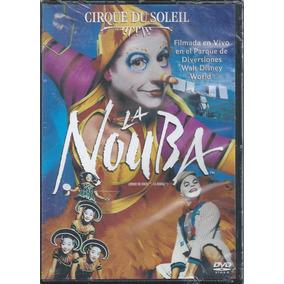 Cirque Du Soleil La Nouba Circo Del Sol Dvd Nacional