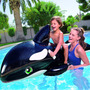Ballena Orca Inflable Flotador Niños Intex Piscina