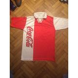 Camiseta Coca Cola Ypf Serviclub Año 98 #10 Original