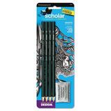 Juego De Lápices De Dibujo De Diseño Prismacolor, 4 Lápices
