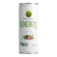 Produto Orgânico - Pure Energy Zero - Organique - 100% Lite