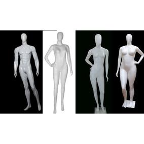 Manequim Kit 4 Manequins Bombado + Pose 2 + Bonita + Gg