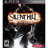 Silent Hill Downpour Ps3 Nuevo Fenix Games Dx