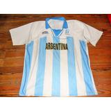 Camiseta Selección Argentina Voley Olympikus 1997