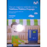 Teléfono Público Prepago Movistar