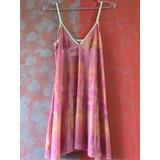 Camisolin/vestido Vintage Reciclado Años 70 !!! Hermoso !!!