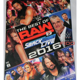 Wwe Dvd Nuevo Y Sellado: The Best Of Raw & Smackdown 2016