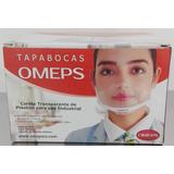 Tapaboca Acrilico Plastico Transp Cajax10 Envio Gratis Omeps