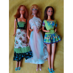 Barbies Antigüas Vintage Kelley,whitney,diva,skipper,midge
