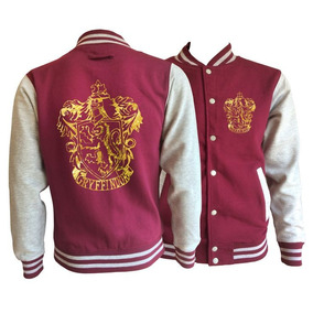 Campera Harry Potter Gryffindor Universitaria Unisex