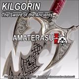 Espada Kilgorin Sword Of The Ancient - Kit Rae Con Panoplia